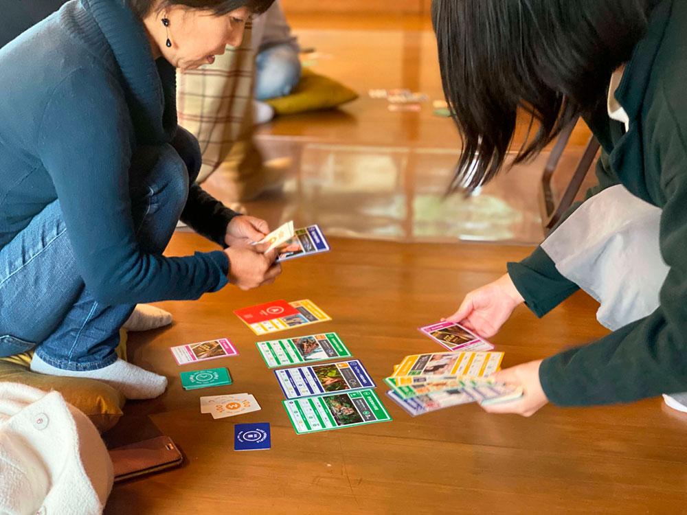 SDGsカードゲーム体験会2