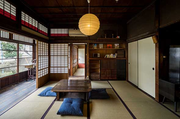 平野邸Hayama